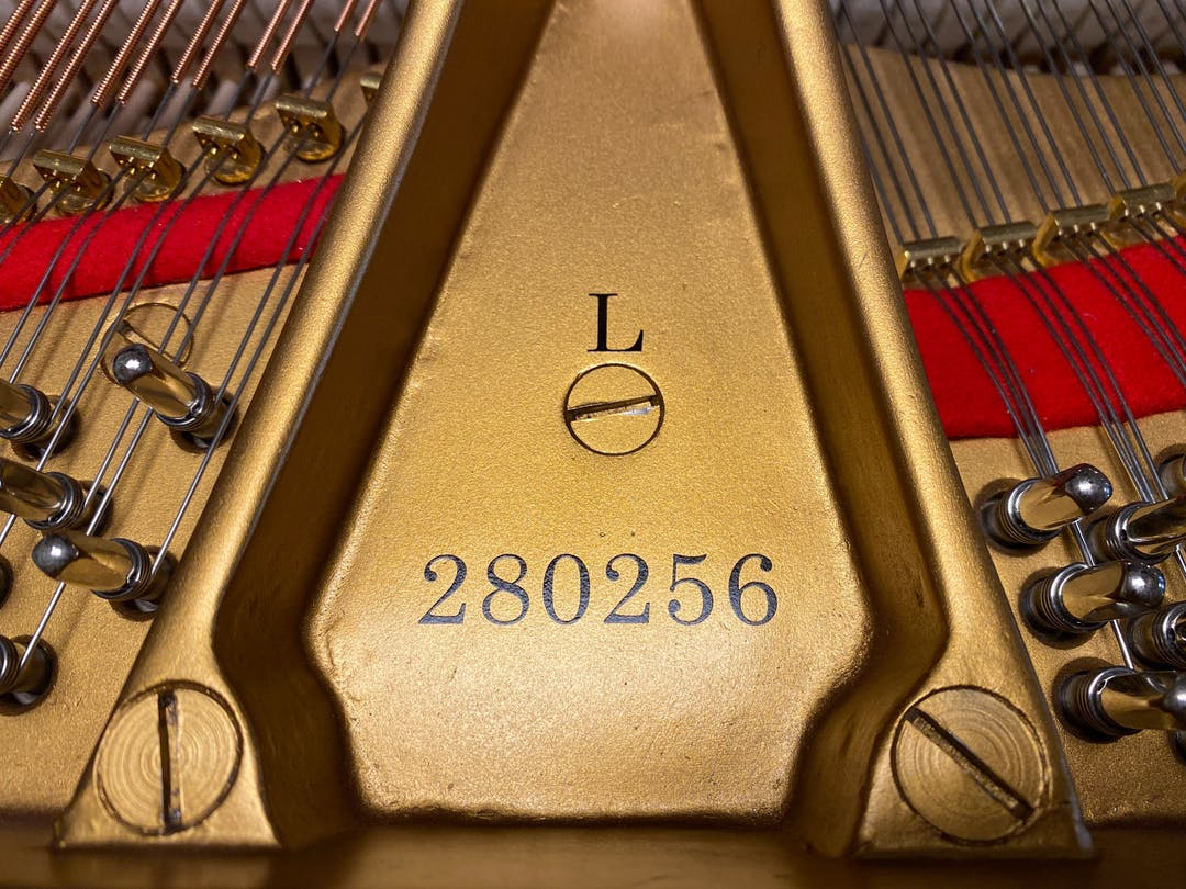 1935 Steinway MODEL L