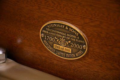 2000 Steinway MODEL A
