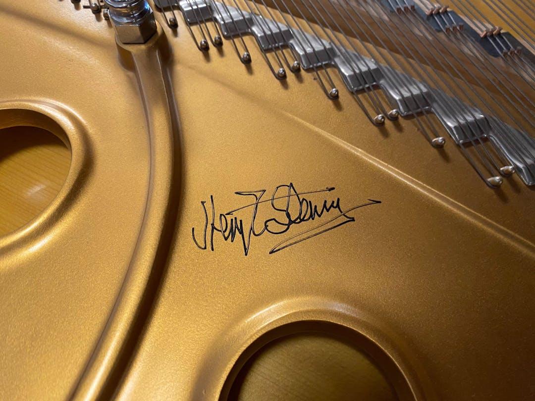 2005 Steinway MODEL M