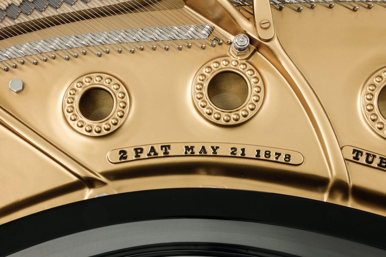 1887 Steinway MODEL B