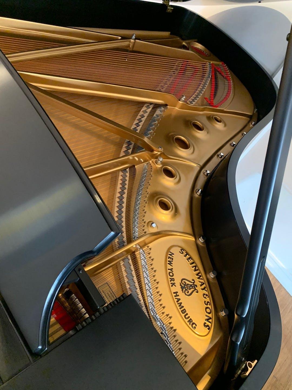 2013 Steinway MODEL B